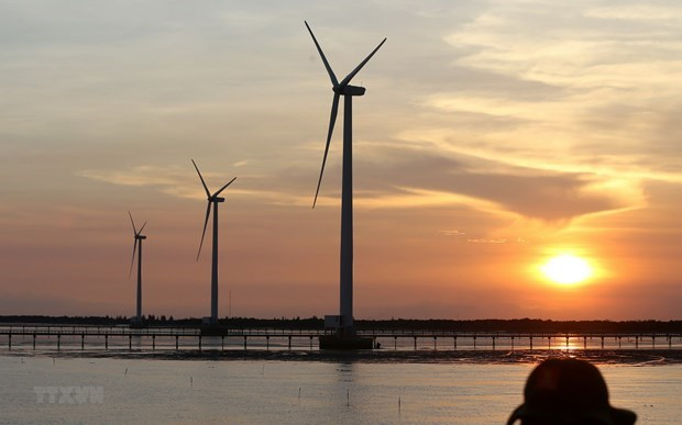 UK prioritises ties with Vietnam in renewable energy hinh anh 1