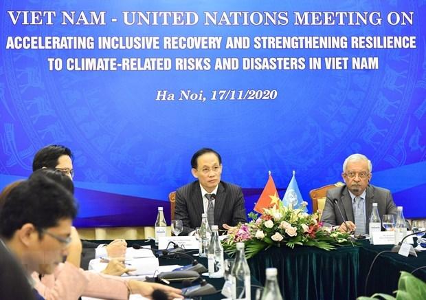 Workshop discusses Vietnam-UN cooperation framework for 2022-2026 hinh anh 1