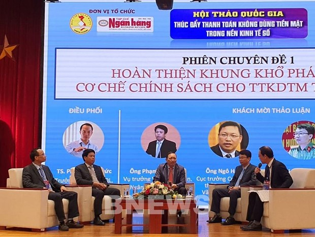 COVID-19 sparks a boom in cashless payment: expert hinh anh 1