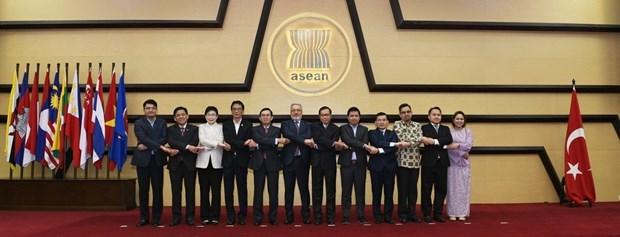 ASEAN, Turkey enhance partnership hinh anh 1