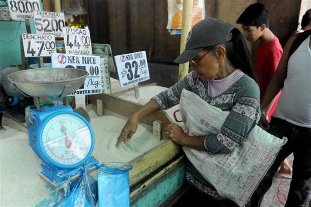 Philippines reports highest inflation since April hinh anh 1