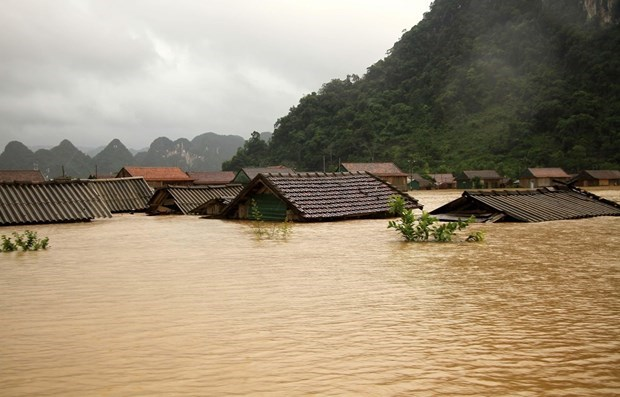 USAID-supported projects to help Vietnam reduce impact of natural disasters hinh anh 1