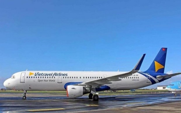 Vietravel Airlines to welcome first plane on December 5 hinh anh 1