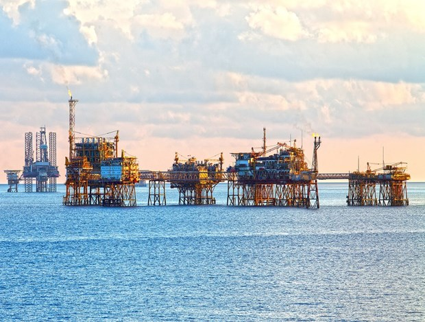Vietsovpetro fulfills output goal one month ahead schedule hinh anh 1