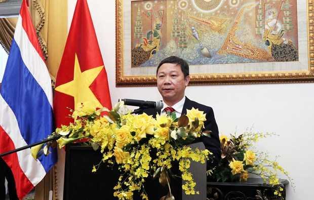 Vietnam-Thailand cooperation enhanced in various fields hinh anh 1
