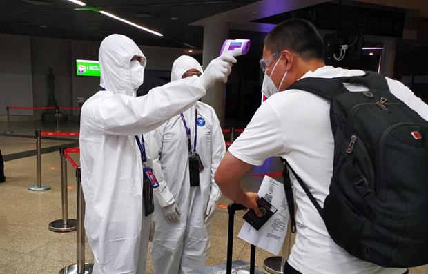 Cambodia issues new quarantine regulations for travelers hinh anh 1