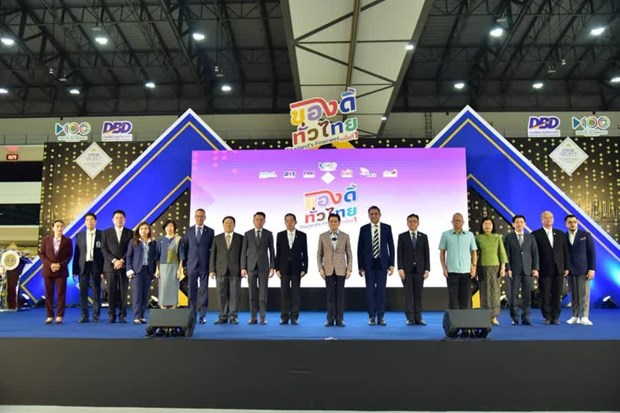 Thai Commerce Minister launches Fineness expo hinh anh 1