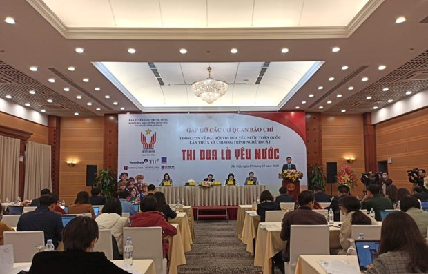 2,300 delegates to attend 10th National Patriotic Emulation Congress hinh anh 1
