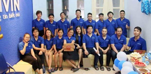 Three Vietnamese startups to join Microsoft Asia-Pacific initiative hinh anh 1