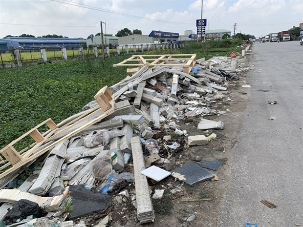 Construction waste should be recycled: experts hinh anh 1