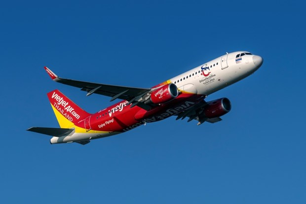 Thai Vietjet wins 'Fastest Growing Low-Cost Carrier of the Year' award hinh anh 1