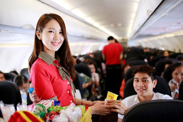 Thai Vietjet wins 'Fastest Growing Low-Cost Carrier of the Year' award hinh anh 3