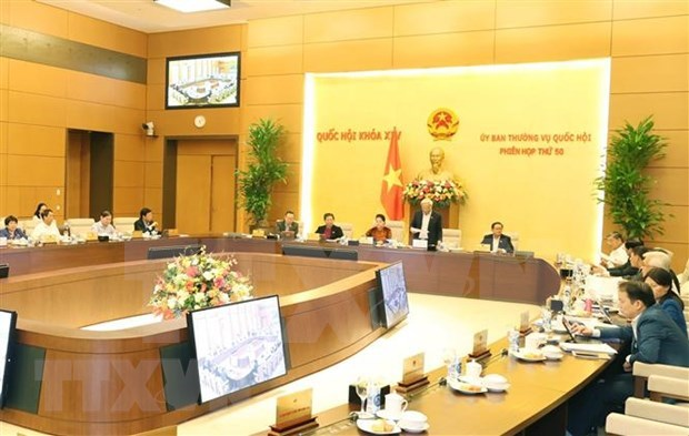 NA Standing Committee to convene 51st meeting on December 9-11 hinh anh 1