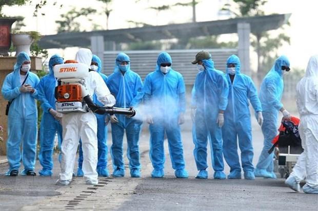 Int'l community backs Vietnam's initiative on epidemic preparedness day: ambassador hinh anh 1