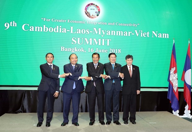 Regional summits to create environment for sustainable development hinh anh 1