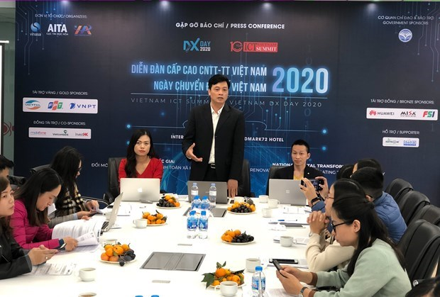 Vietnam Digital Transformation Day 2020 to open next week hinh anh 1