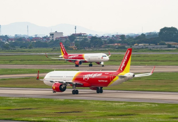 Vietjet opens sales up to 50 pct whole days for promotional tickets hinh anh 1