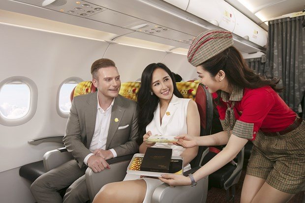 Vietjet opens sales up to 50 pct whole days for promotional tickets hinh anh 2