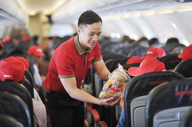 Vietjet opens sales up to 50 pct whole days for promotional tickets hinh anh 3