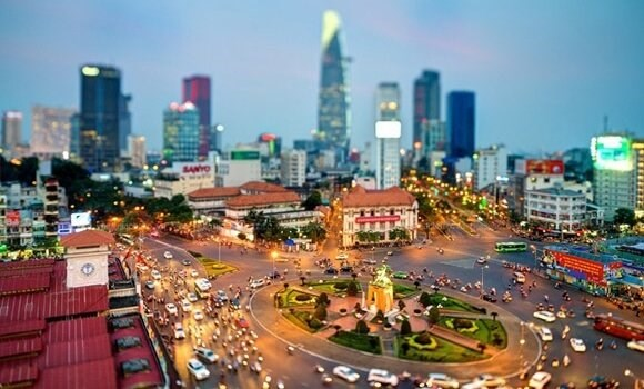 HCM City one of best cities in Asia for expats: survey hinh anh 1