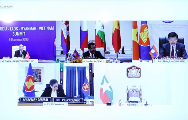 10th CLMV Summit aims for higher connectivity efficiency for regional integration hinh anh 1