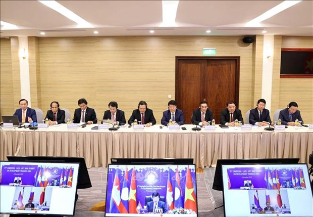Cooperation in CLV Development Triangle Area bolstered hinh anh 1