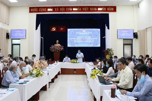 Conference talks motorbike emission control in Ho Chi Minh City hinh anh 1