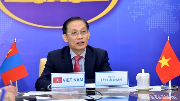 Vietnam, Mongolia seek ways to forge traditional friendship hinh anh 1