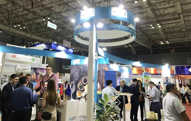 Annual international food expo opens hinh anh 1
