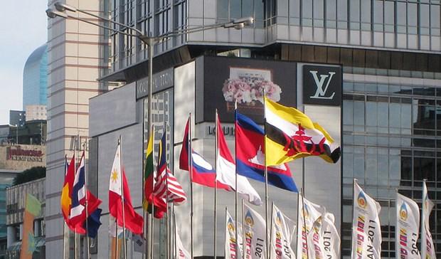 Phnom Penh declaration adopted at 9th ACMECS Summit hinh anh 1