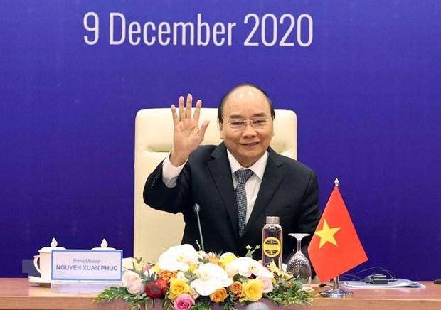 PM stresses solidarity, cooperation at 10th CLMV Summit hinh anh 1