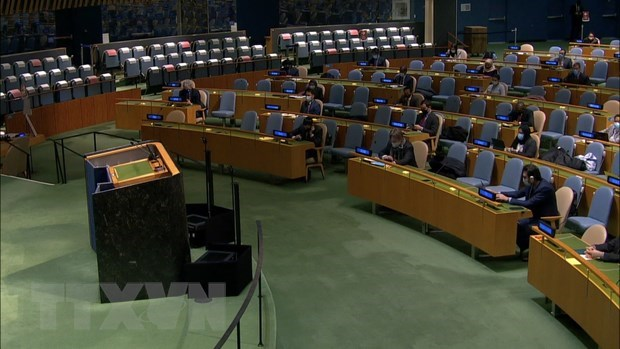 UN member states highlight importance of 1982 UNCLOS hinh anh 1