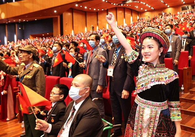10th National Patriotic Emulation Congress opens hinh anh 1