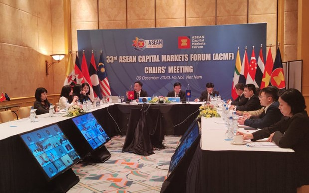 ACMF to issue ASEAN sustainability bond standards hinh anh 1
