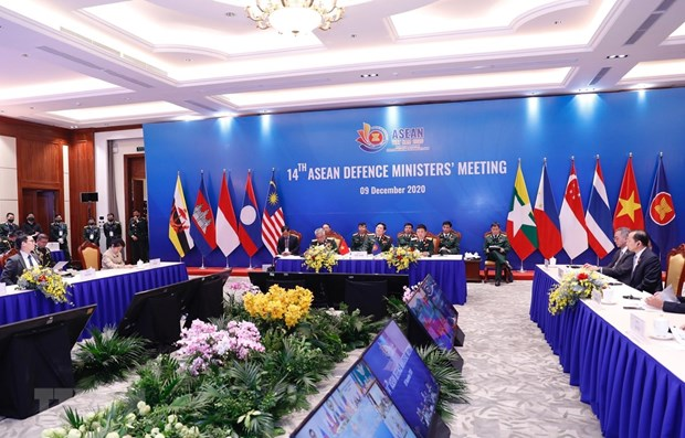 Vietnam actively contributing to ASEAN defence cooperation hinh anh 1