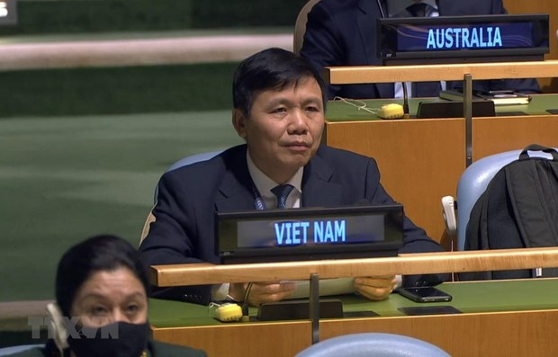30th meeting of state parties to 1982 UNCLOS wraps up hinh anh 1