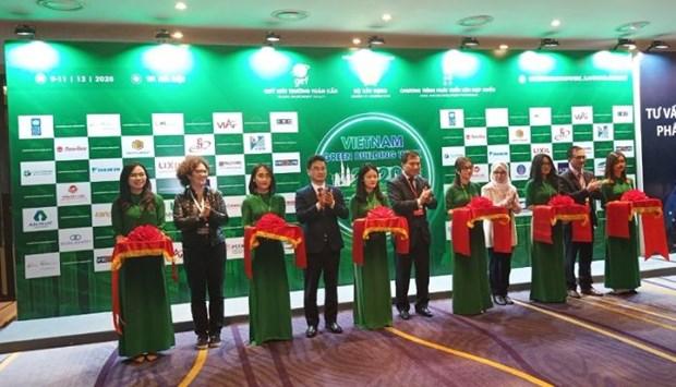 Vietnam Green Building Week 2020 kicks off hinh anh 1