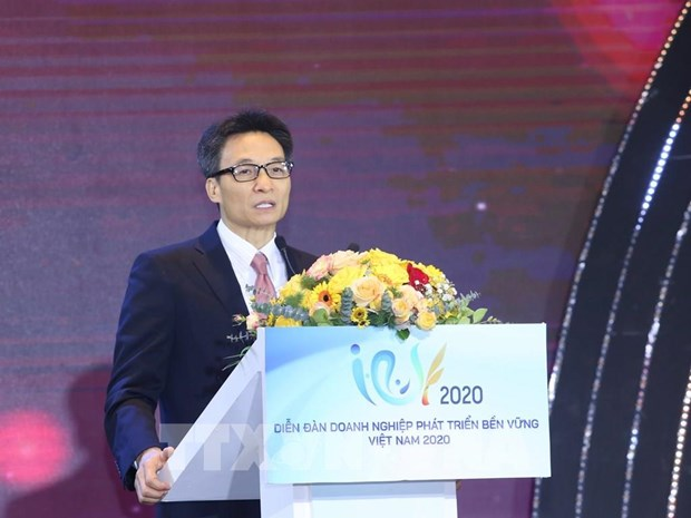 Vietnam Corporate Sustainability Forum 2020 held hinh anh 1