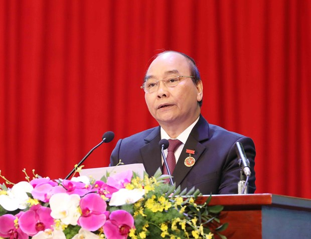 PM launches nationwide emulation movement for 2021-2025 hinh anh 1