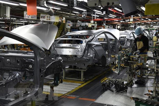 Toyota to pour 2 bln USD into electric vehicle production in Indonesia hinh anh 1