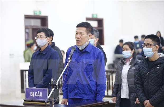 First-instance trial opens for CDC Hanoi case hinh anh 1