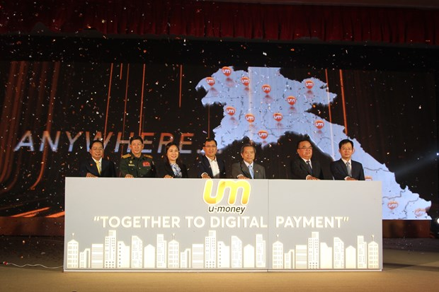 U-money e-wallet in Laos marks two years of operation hinh anh 1