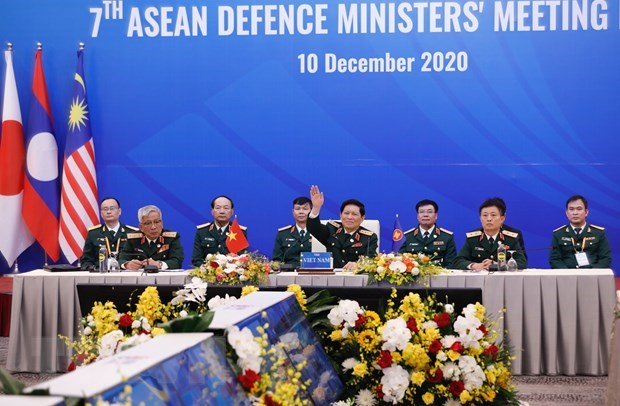 ADMM, ADMM Plus – a success: Singaporean defence minister hinh anh 1