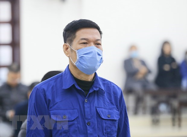 Former CDC director to face up to 11 years in jail hinh anh 1