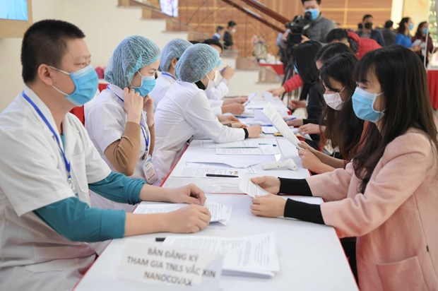 ADB provides 600,000 grant to support Vietnam's COVID-19 response hinh anh 1