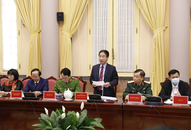 Freshly adopted laws announced hinh anh 1