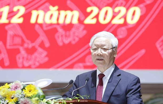 Fight against corruption sees progress: Top leader hinh anh 1