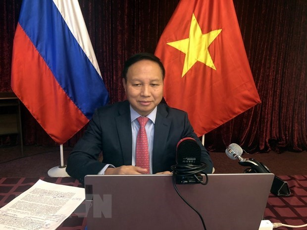 ASEAN Week 2020 promotes ASEAN-Russia cooperation hinh anh 1