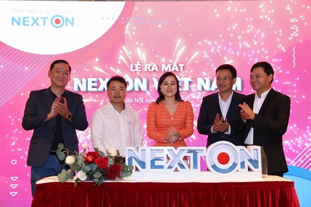 First live stream academy launched in Vietnam hinh anh 1