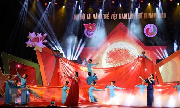 Third Vietnam Young Talent Congress opens hinh anh 1